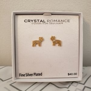 Must have Puppy Dog Earrings New